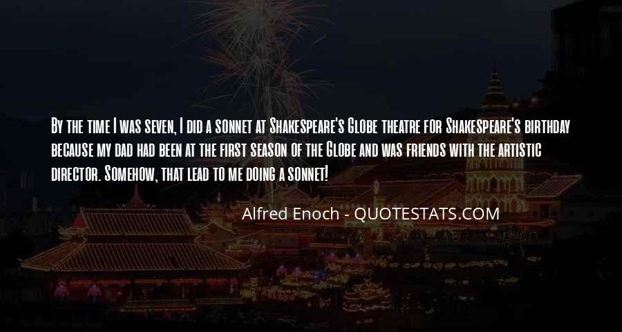 Alfred Enoch Quotes #116454