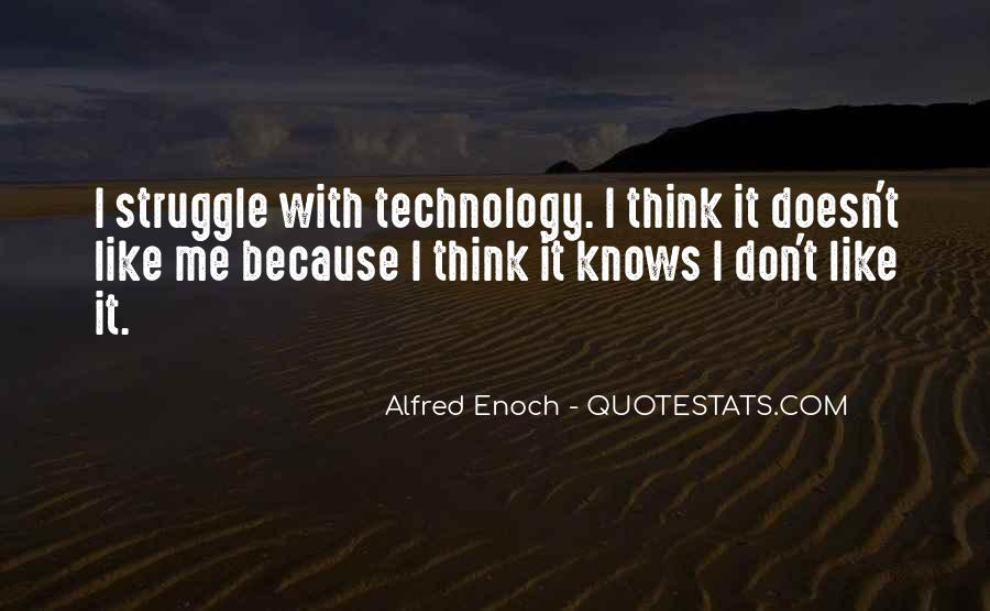 Alfred Enoch Quotes #316200