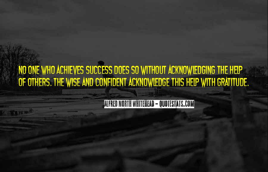 Alfred North Whitehead Quotes #1021944
