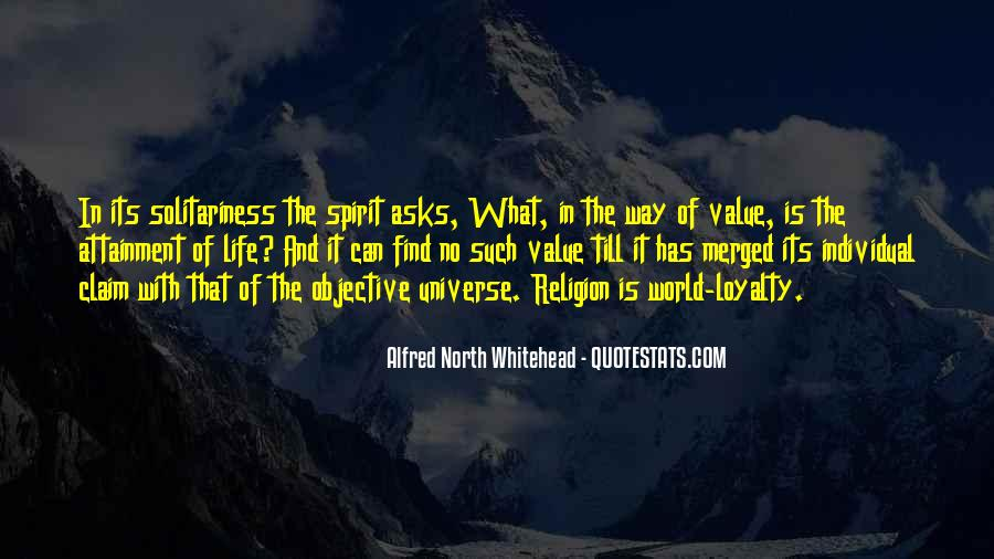Alfred North Whitehead Quotes #1121662