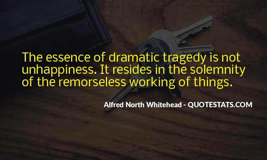 Alfred North Whitehead Quotes #1245028
