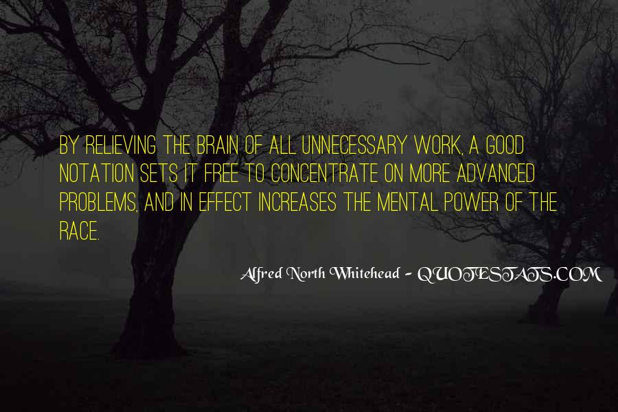 Alfred North Whitehead Quotes #1279012