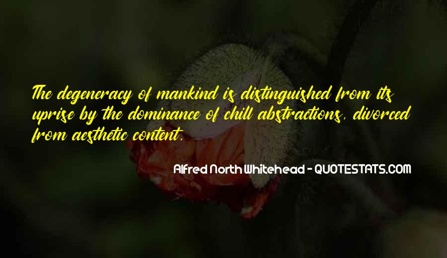 Alfred North Whitehead Quotes #1382780