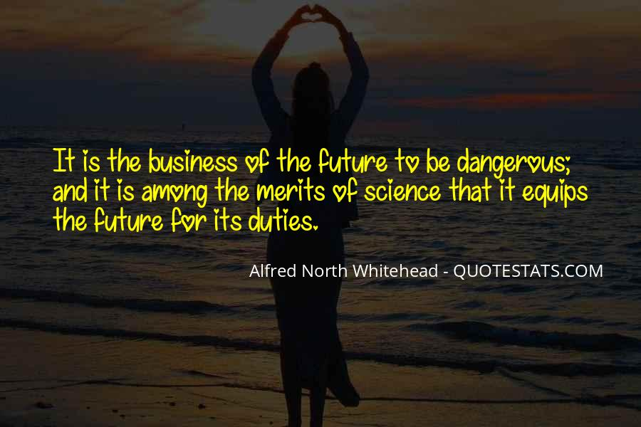 Alfred North Whitehead Quotes #1382878