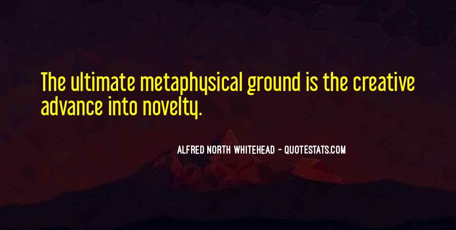 Alfred North Whitehead Quotes #1401558