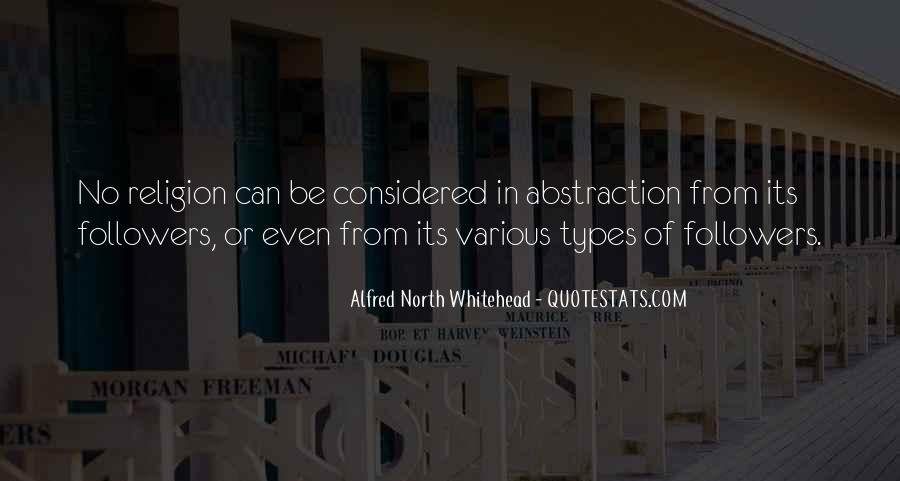 Alfred North Whitehead Quotes #1493365