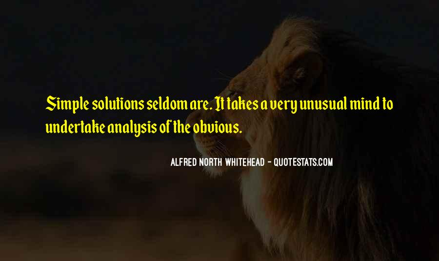 Alfred North Whitehead Quotes #1541366