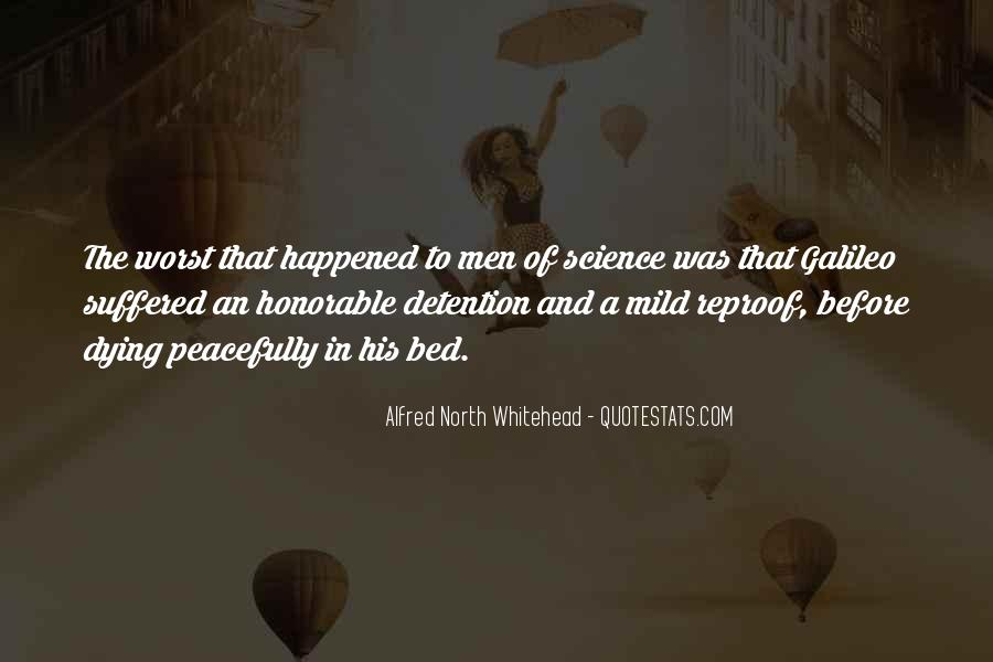 Alfred North Whitehead Quotes #1608477