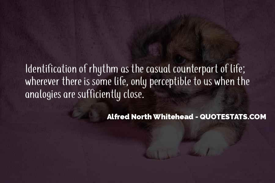 Alfred North Whitehead Quotes #1651203