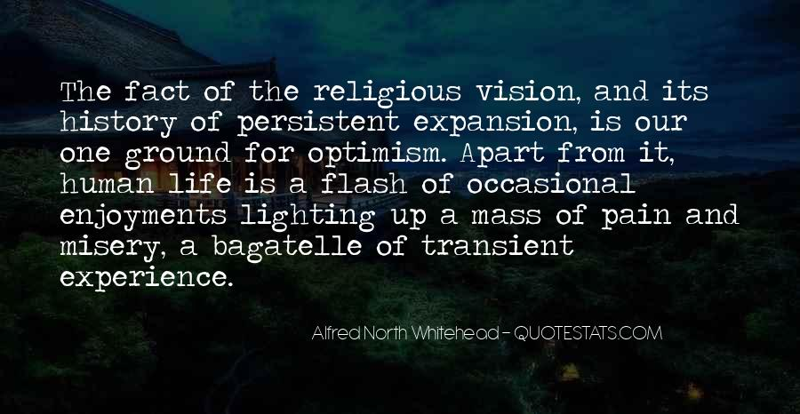 Alfred North Whitehead Quotes #1715381