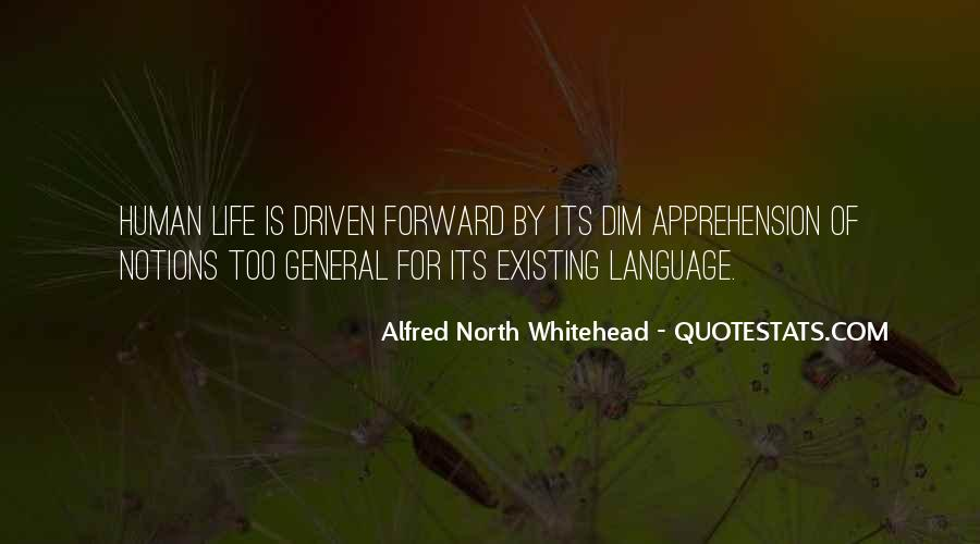 Alfred North Whitehead Quotes #1735449