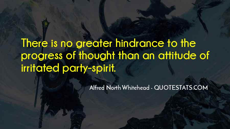 Alfred North Whitehead Quotes #1744068