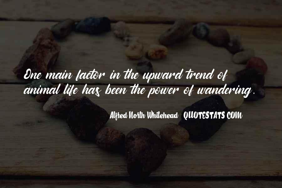 Alfred North Whitehead Quotes #1745851