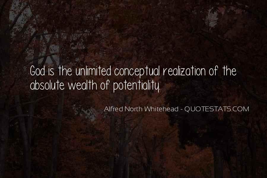 Alfred North Whitehead Quotes #1775917