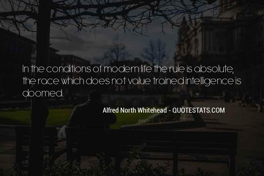 Alfred North Whitehead Quotes #1783397