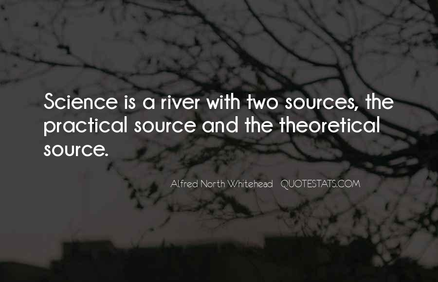 Alfred North Whitehead Quotes #1852979