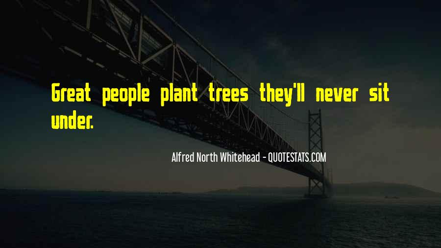 Alfred North Whitehead Quotes #229272