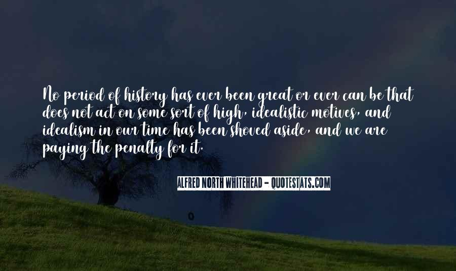 Alfred North Whitehead Quotes #242087
