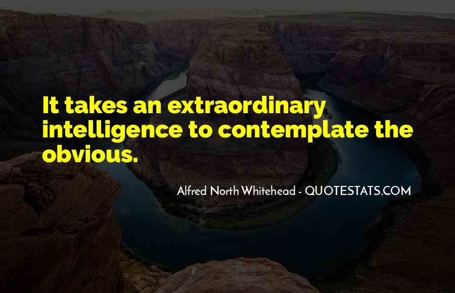 Alfred North Whitehead Quotes #354524