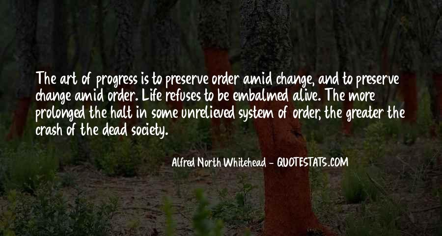 Alfred North Whitehead Quotes #44179