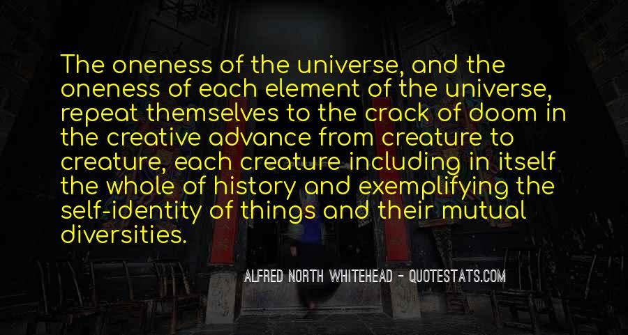 Alfred North Whitehead Quotes #475512