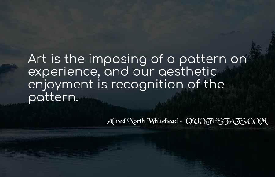 Alfred North Whitehead Quotes #525173