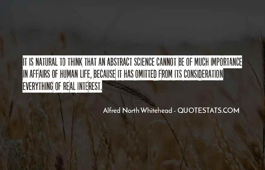 Alfred North Whitehead Quotes #647915