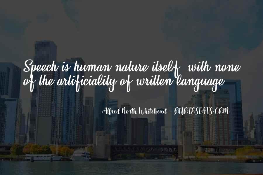 Alfred North Whitehead Quotes #680207