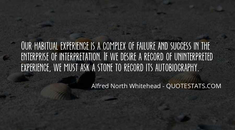 Alfred North Whitehead Quotes #767447