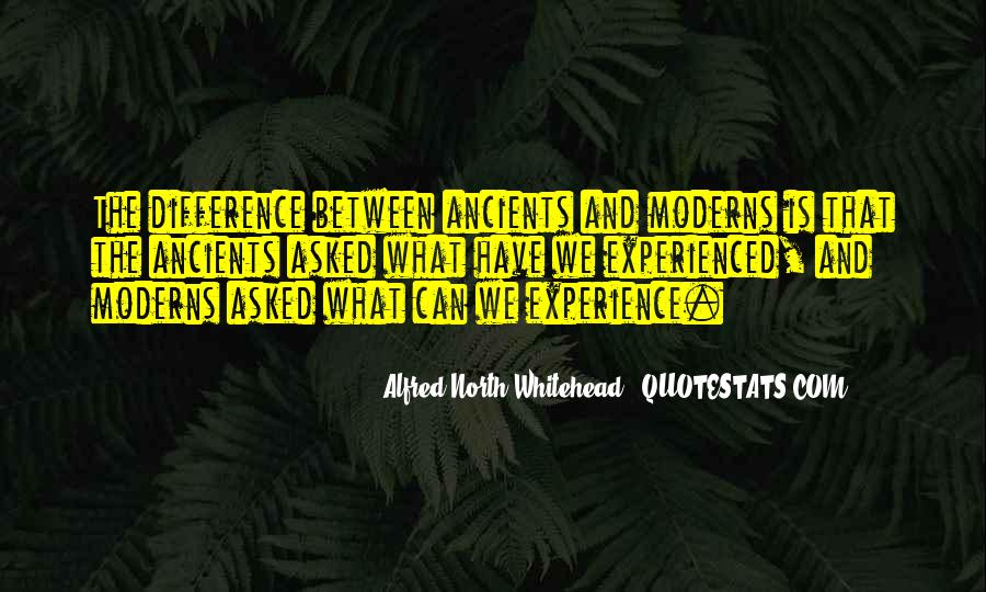 Alfred North Whitehead Quotes #813296