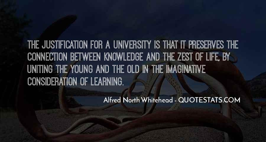 Alfred North Whitehead Quotes #933541