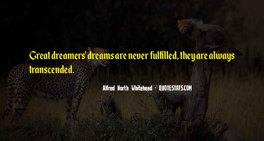 Alfred North Whitehead Quotes #995232