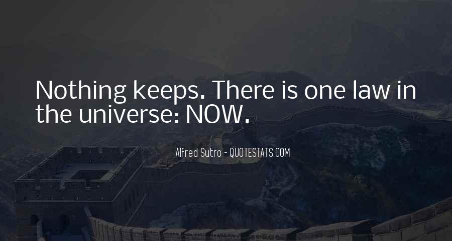 Alfred Sutro Quotes #596413