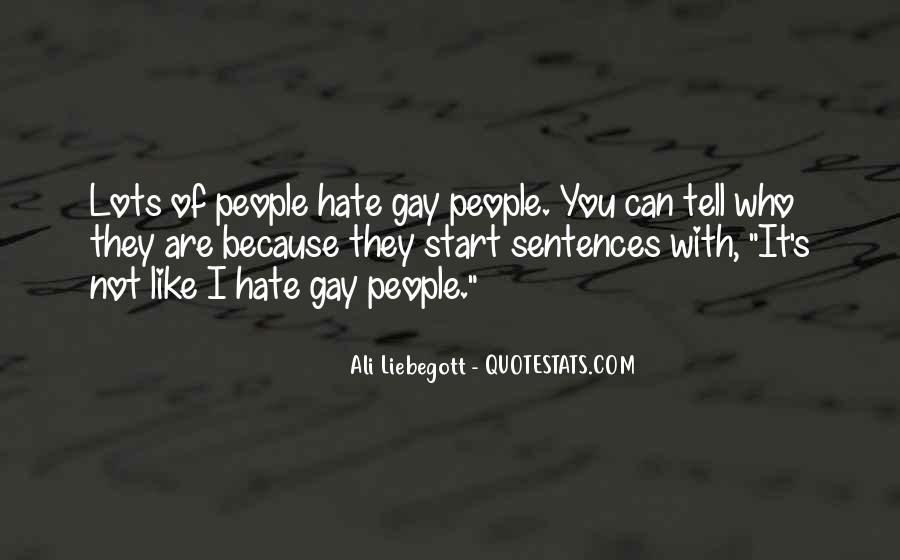 Ali Liebegott Quotes #1188077