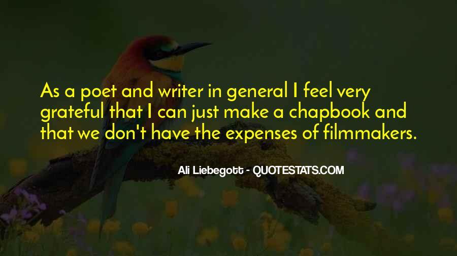 Ali Liebegott Quotes #1745112