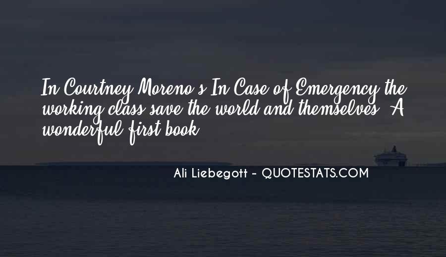 Ali Liebegott Quotes #192397