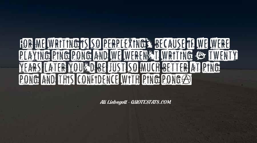 Ali Liebegott Quotes #970847