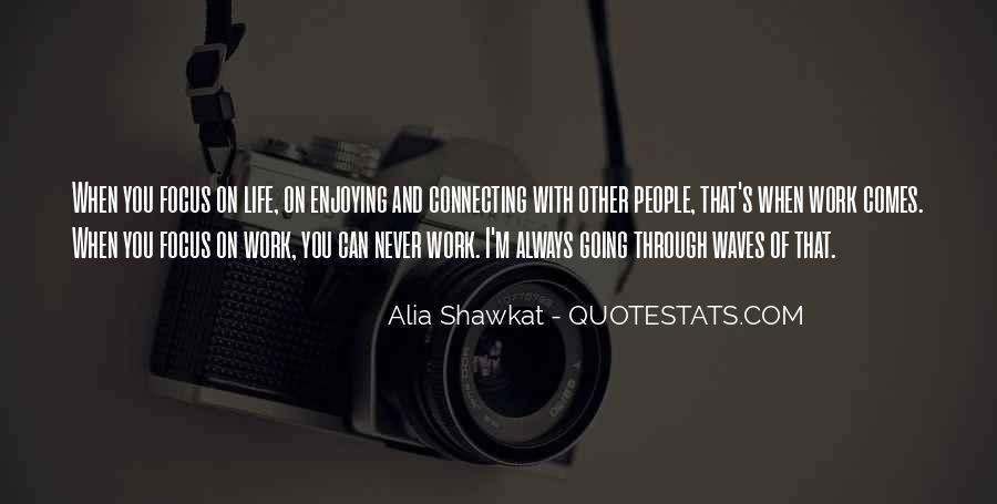 Alia Shawkat Quotes #1447343