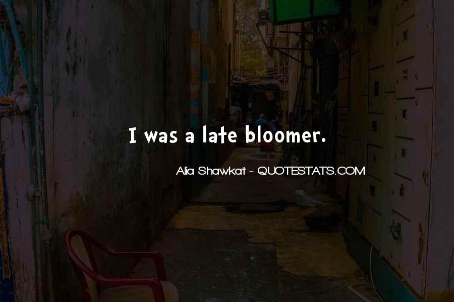 Alia Shawkat Quotes #1487709