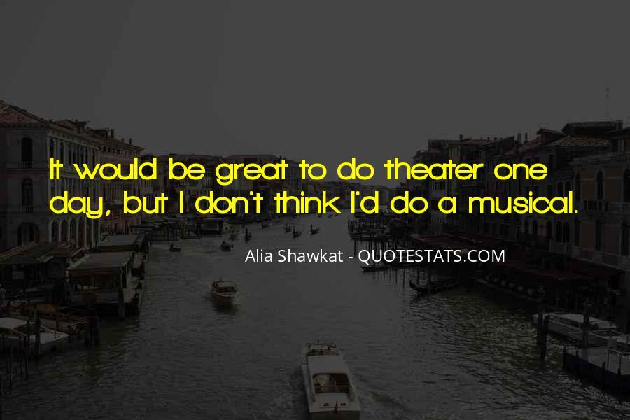 Alia Shawkat Quotes #354702