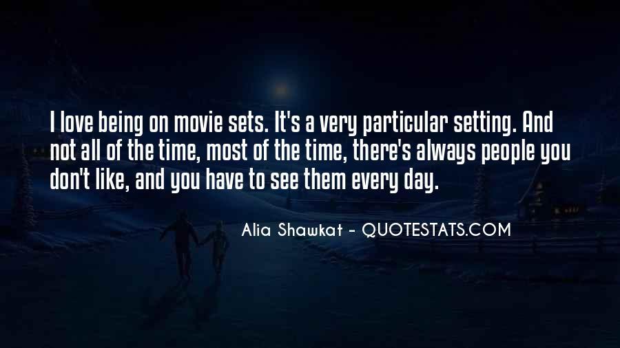 Alia Shawkat Quotes #402917