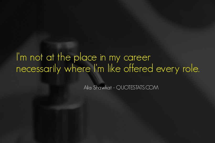 Alia Shawkat Quotes #527222