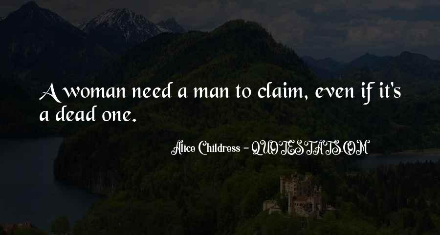 Alice Childress Quotes #1037992