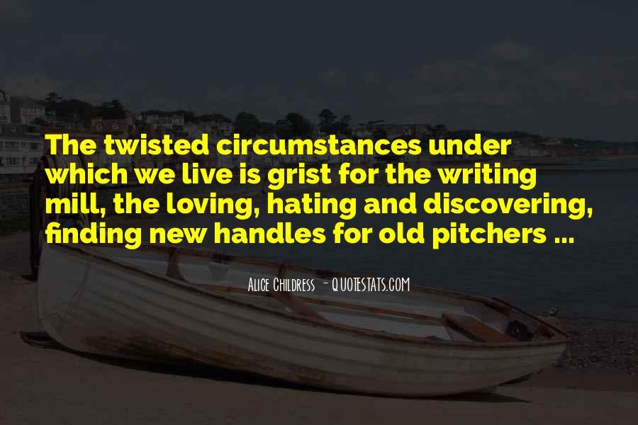 Alice Childress Quotes #1268813