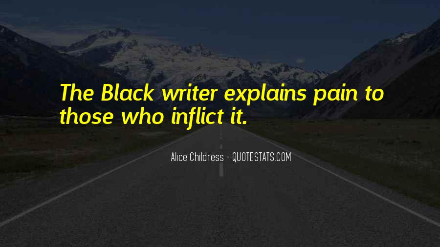 Alice Childress Quotes #1312705