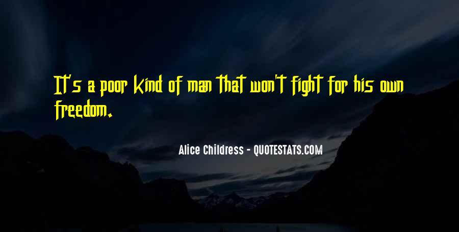 Alice Childress Quotes #1444381