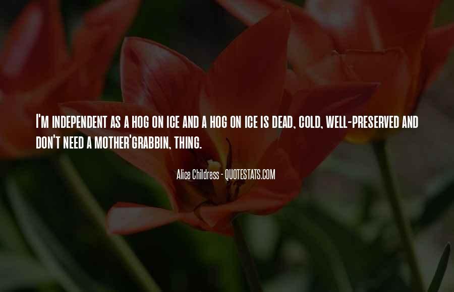 Alice Childress Quotes #1548336
