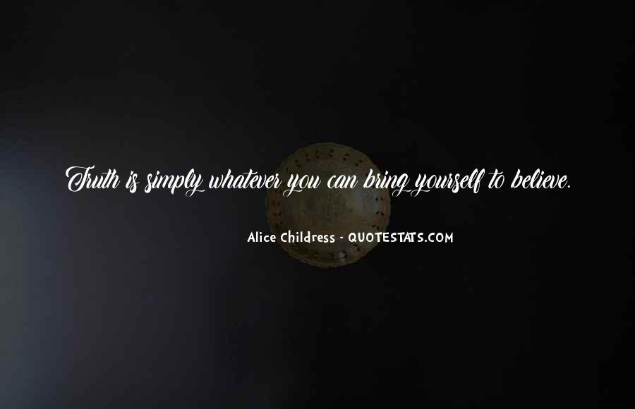 Alice Childress Quotes #1605130