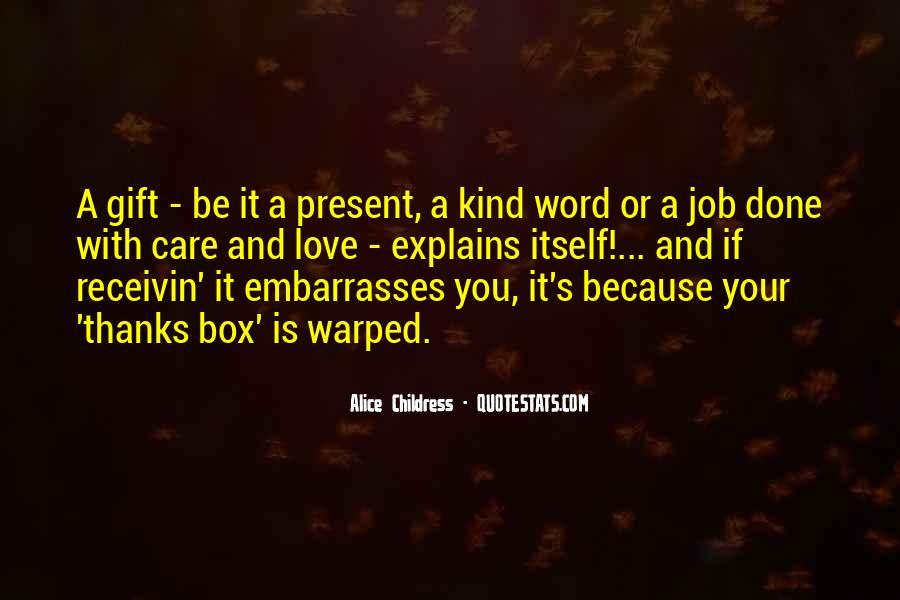 Alice Childress Quotes #1725417