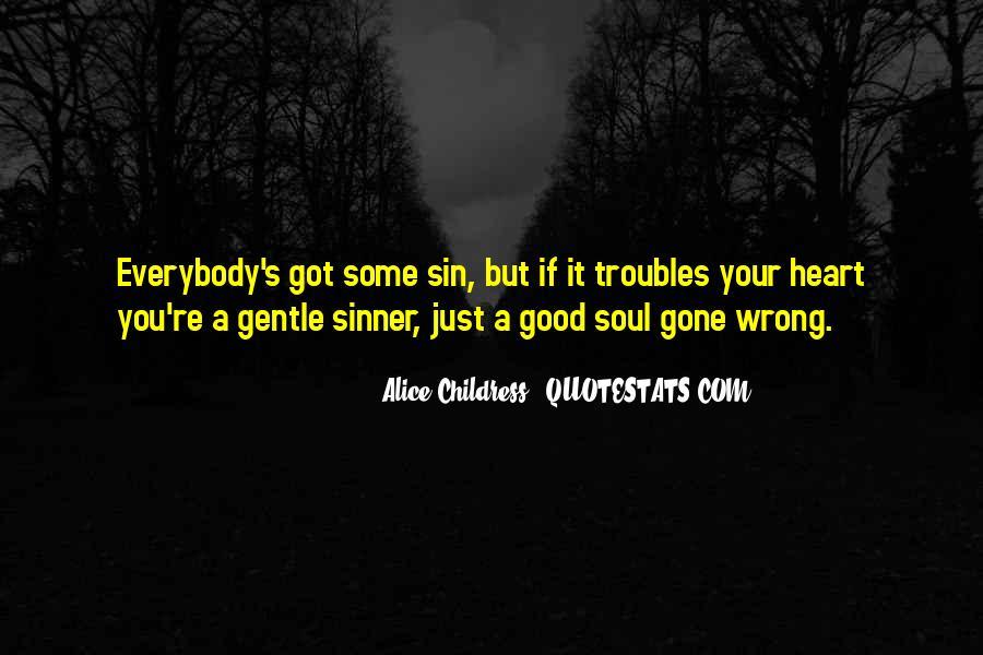 Alice Childress Quotes #507871